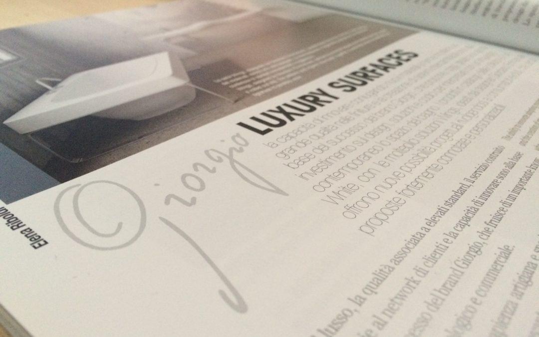 Luxury Bathroom on Paper – Giorgio Ads