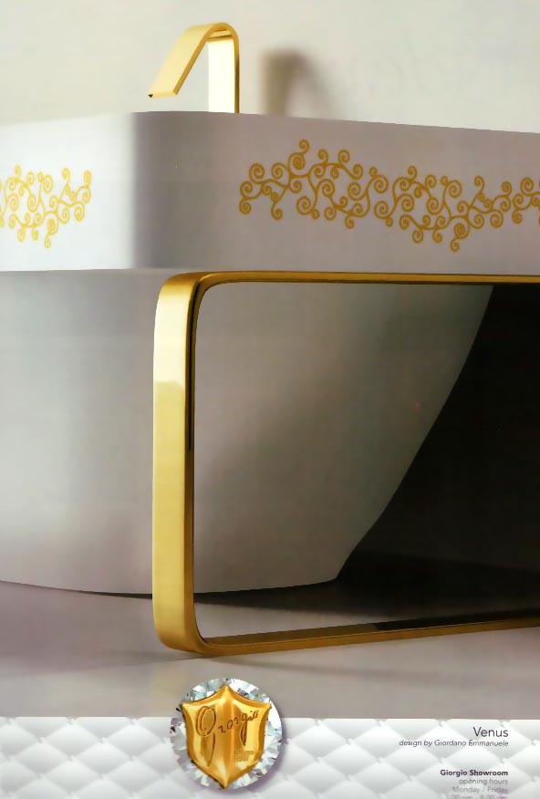 Luxury Bathroom on Paper - Giorgio Ads - LuxuryGiorgio